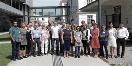Smartdiagnos group photo Vienna